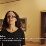 Iris Amizlev, conservatrice des cultures du monde et des programmes interculturels, Musée des beaux-arts de Montréal