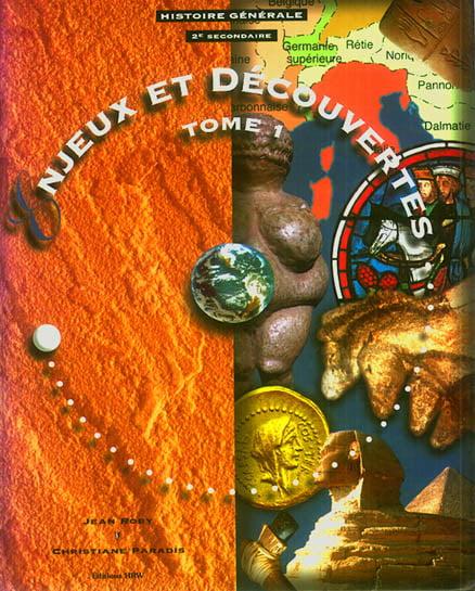 Page couverture du manuel