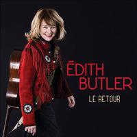 Photo de Édith Butler sur l'album Le retour