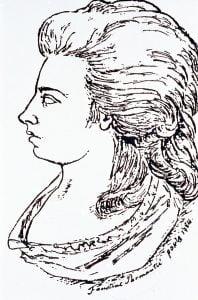 Portrait de Maria-Theresia von Paradis