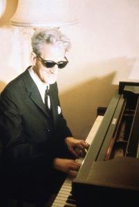 Photo de Gabriel Cusson au piano