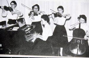 Quintette  (2 violons, alto, violoncelle, piano)